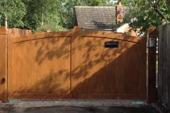 Aluminium wood effect Samatee