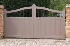 Hampton Aluminium gates
