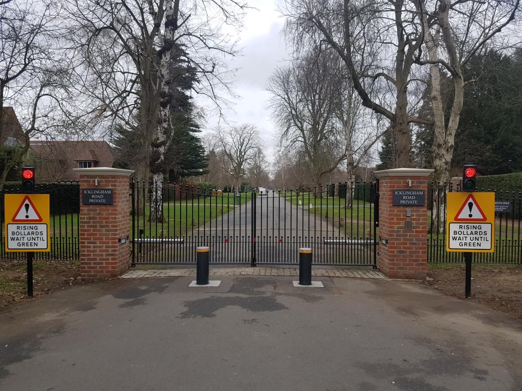 Electric Swing Gates Surrey